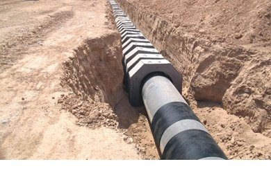 Cable & Pipeline Protection